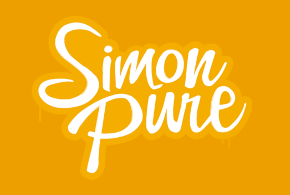 Simon Pure Logo